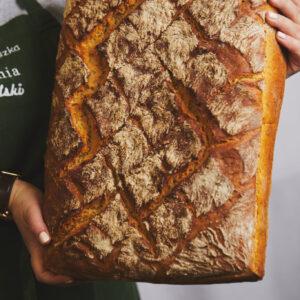 Chleb firmowy na wagę